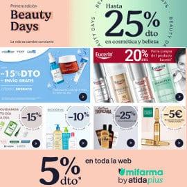Ofertas en cosméticos y artículos de belleza mifarma, cosméticos de marca baratos, ofertas parafarmacia