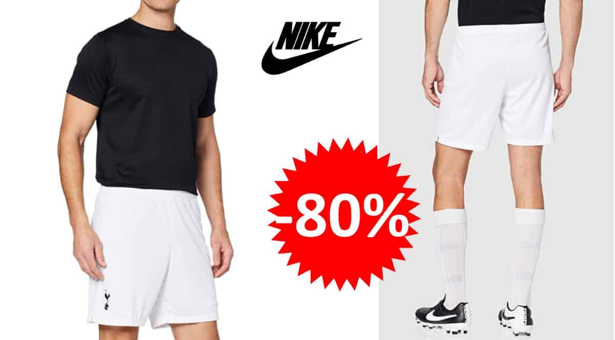 Pantalón corto Nike Stadium Tottenham barato, pantalones cortos de marca baratos, ofertas en ropa de deporte, chollo