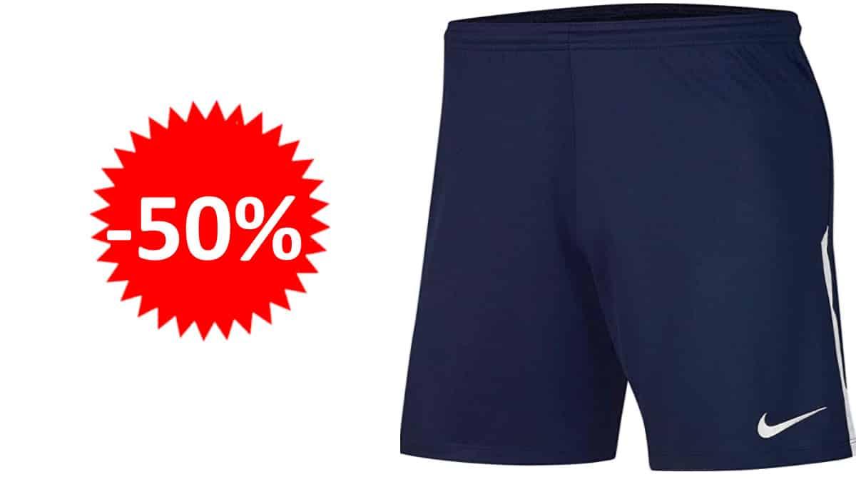 Pantalón corto para niño NIKE Y Nk Dry Lge Knit II barato, pantalones de marca baratos, ofertas en ropa para niño, chollo
