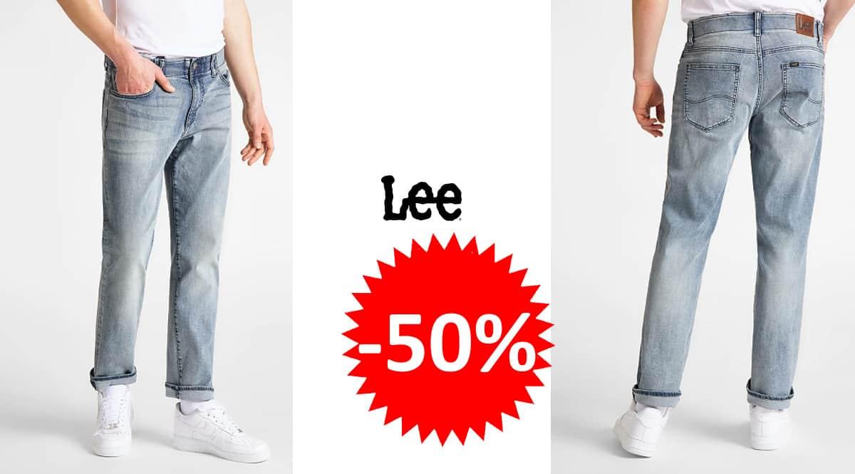 Pantalones-vaqueros-Lee-Extreme-Motion-baratos-vaqueros-de-marca-baratos-ofertas-en-ropa-chollo