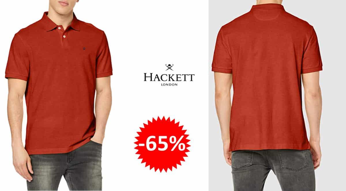 Polo Hackett London Slim Fit barato, polos de marca baratos, ofertas en ropa de marca, chollo