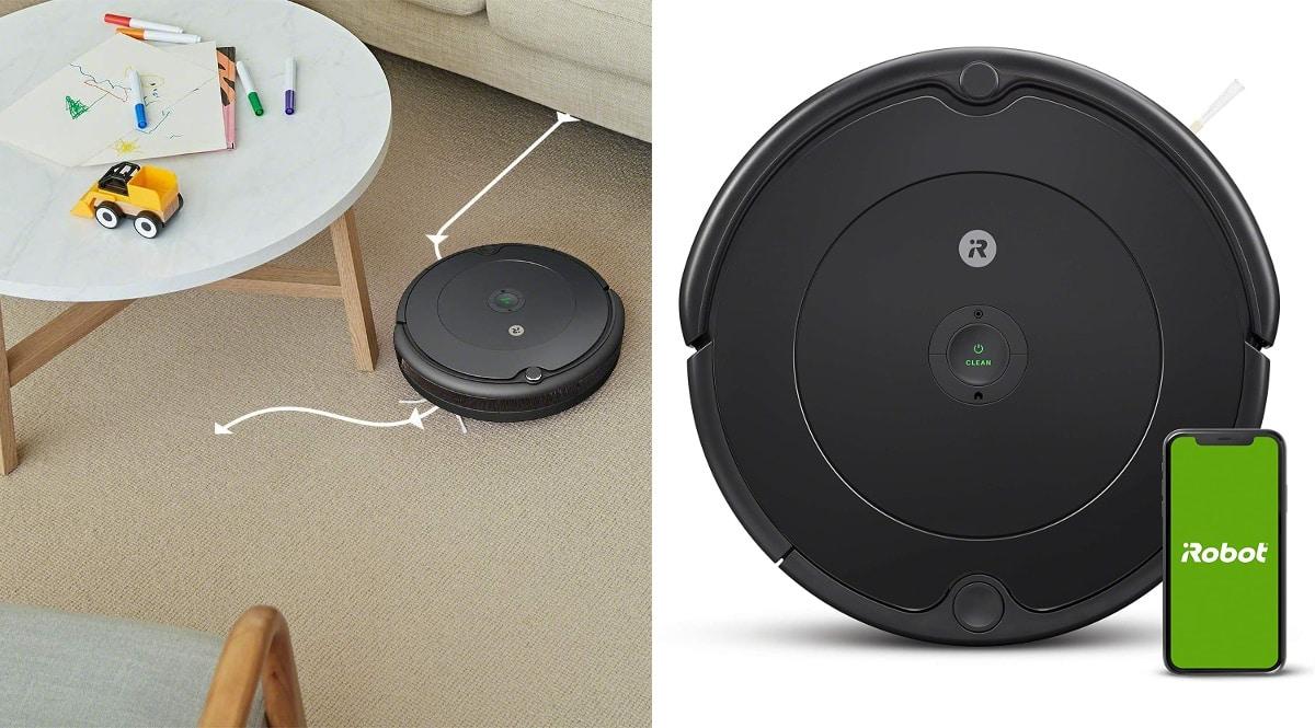 Robot aspirador con WiFi iRobot Roomba 692 barato, aspiradores baratos, ofertas para casa