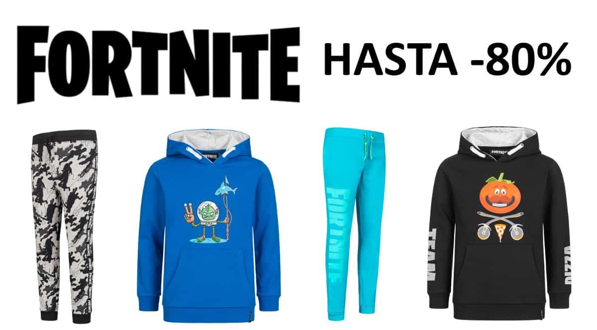 Ropa Fortnite barata, ropa de marca barata, ofertas para niños chollo
