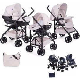 Set de paseo Chicco Trío Sprint barato, silla de paseo para bebé de marca barata, ofertas para bebés