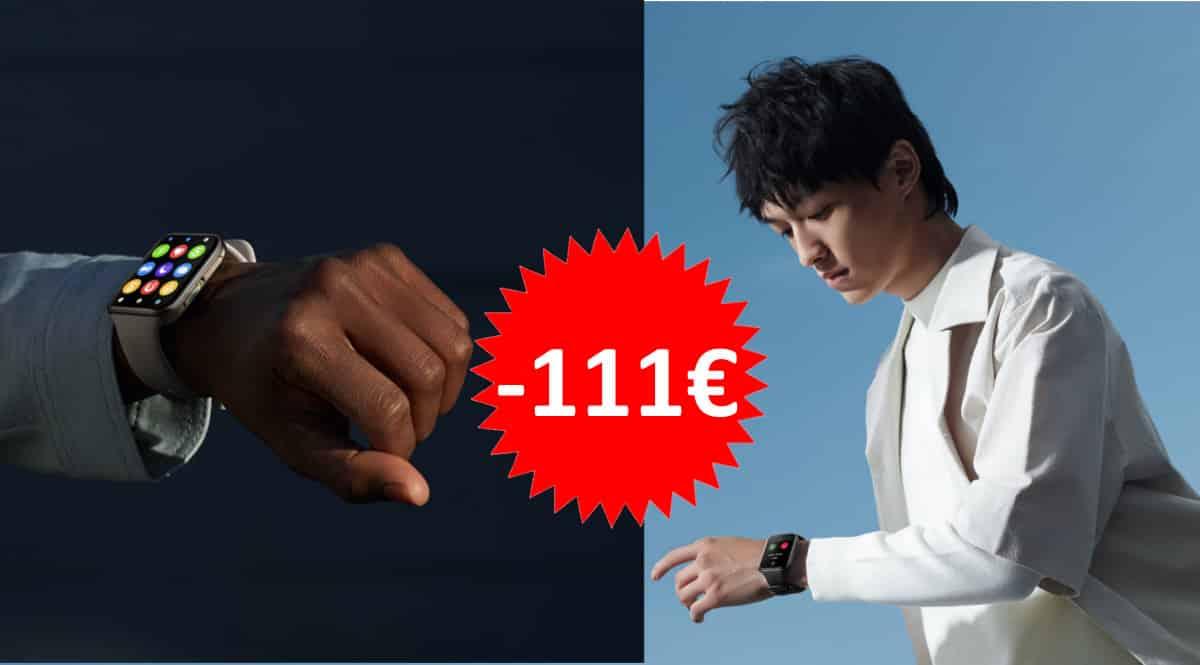 Smartwatch OPPO Watch 46mm barato. Ofertas en smartwatches, smartwatches baratos, chollo