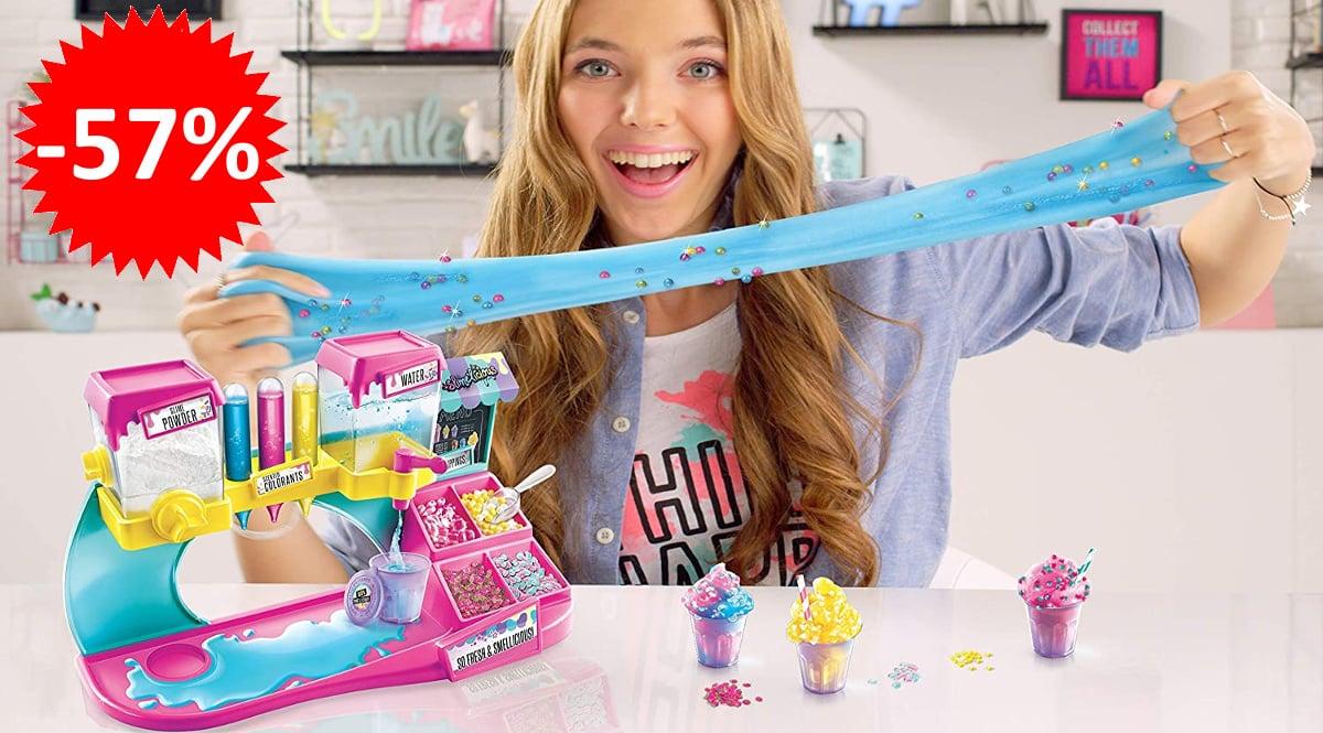 So Slime - Fábrica Slimelicious barata, juguetes de marca baratos, ofertas para niños, chollo
