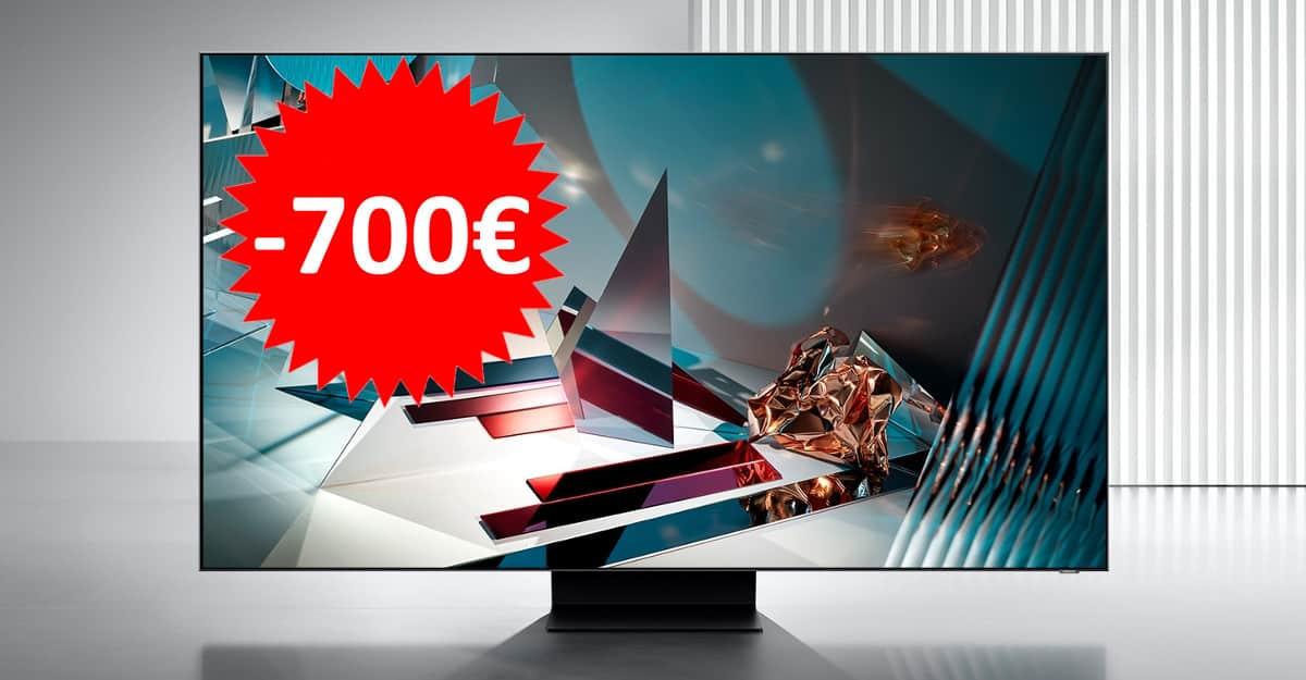 Televisor QLED Samsung QE75Q95T barato. Ofertas en televisores, televisores baratos,chollo