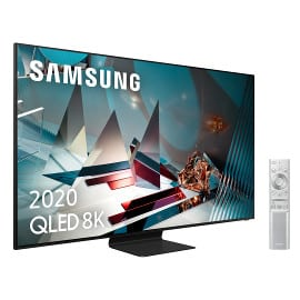 ¡Código descuento exclusivo! Televisor Samsung Q800T QLED de 75″ 8K sólo 2499 euros. Te ahorras 1800 euros.