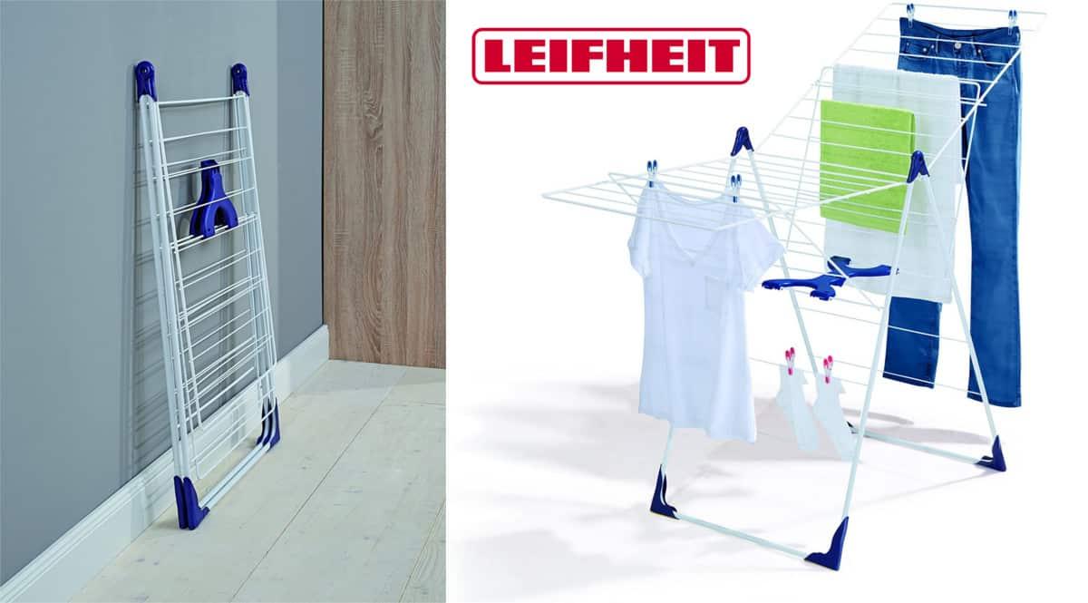 Tendedero Leifheit Classic 200 Flex barato. Ofertas en tendederos, tendederos baratos, chollo