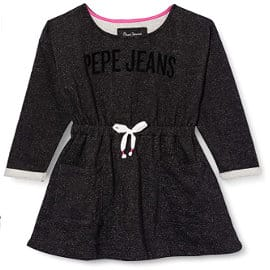 Vestido para niña Pepe Jeans Evelyn barato, vestidos de marca baratos, ofertas en ropa para niños