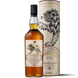 Whisky 9 Lagavulin Juego de Tronos Lannister barato. Ofertas en Whisky, whisky barato
