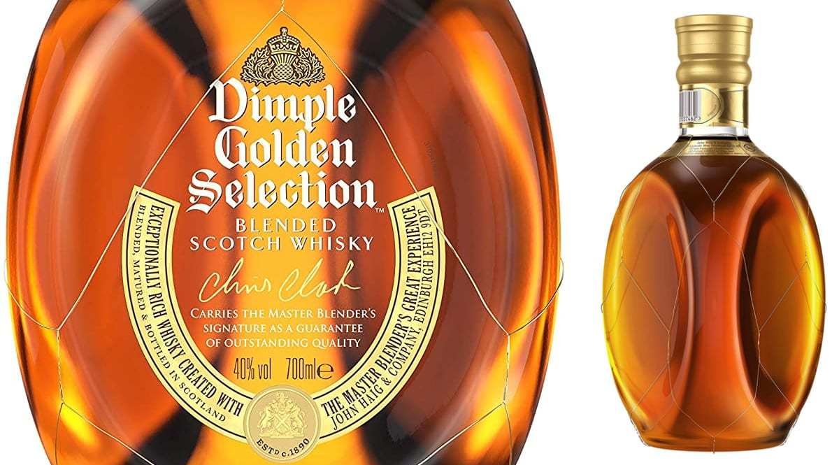 Whisky Dimple Golden Selection barato. Ofertas en whisky, whisky barato, chollo