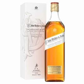 ¡Precio mínimo histórico! Whisky Johnnie Walker & Sons Celebratory Blend Edición Limitada sólo 39.99 euros.