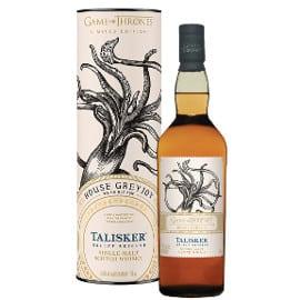 ¡¡Chollo!! Whisky Talisker Select Reserve Edición Limitada Juego de Tronos: Casa Greyjoy sólo 40.95 euros.