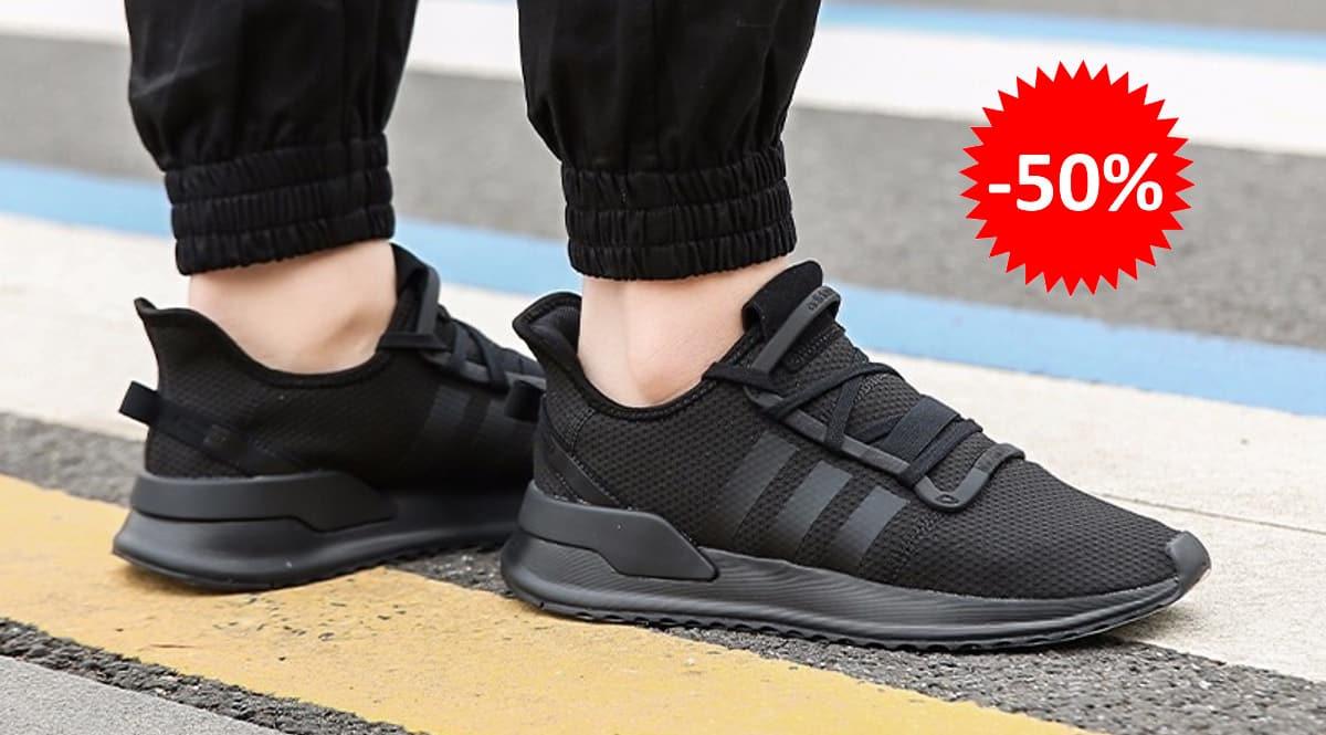 Zapatillas Adidas U_Path Run baratas, calzado de marca barato, ofertas en zapatillas chollo
