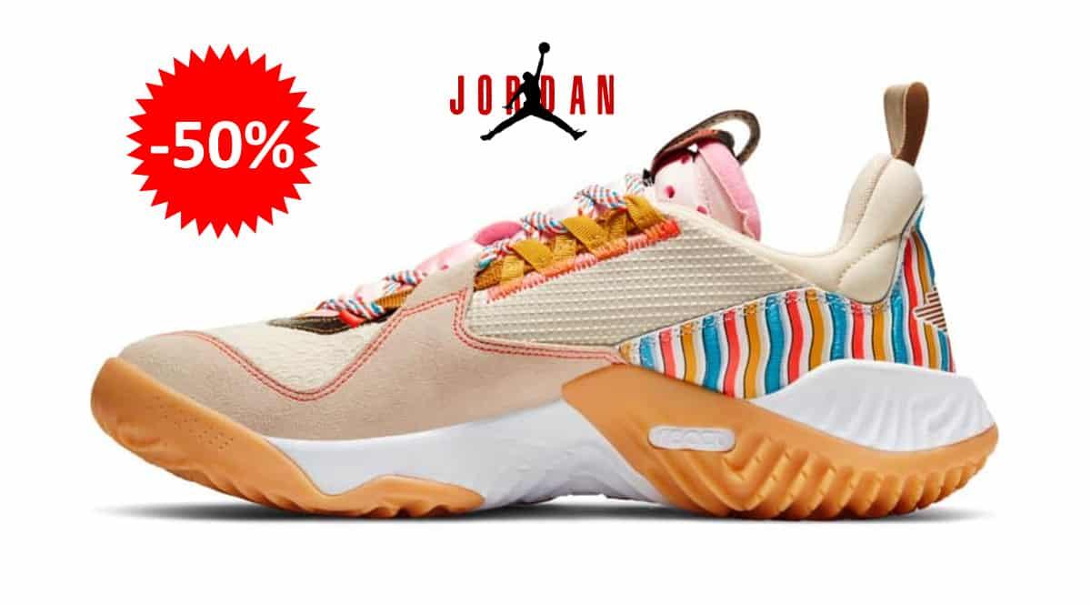 Zapatillas Nike Jordan Delta baratas, calzado de marca barato, ofertas en zapatillas chollo