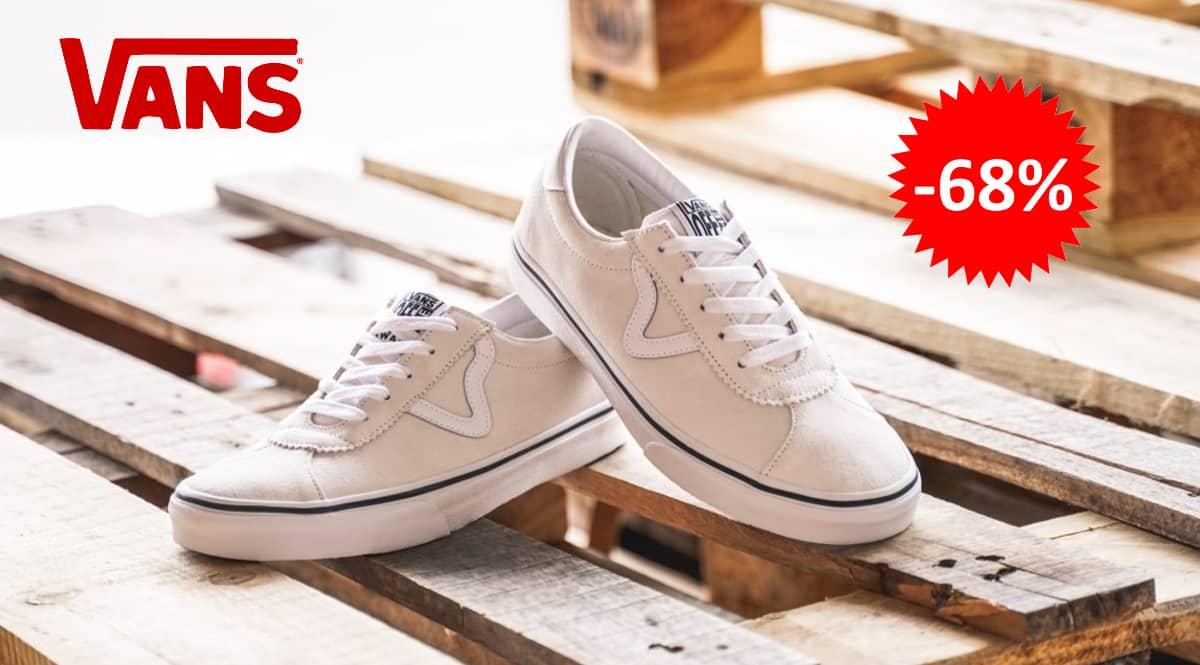 Zapatillas Vans Sport baratas, calzado de marca barato, ofertas en zapatillas chollo