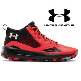 Zapatillas de baloncesto Under Armour Lockdown 5 baratas, calzado de marca barato, ofertas en zapatillas