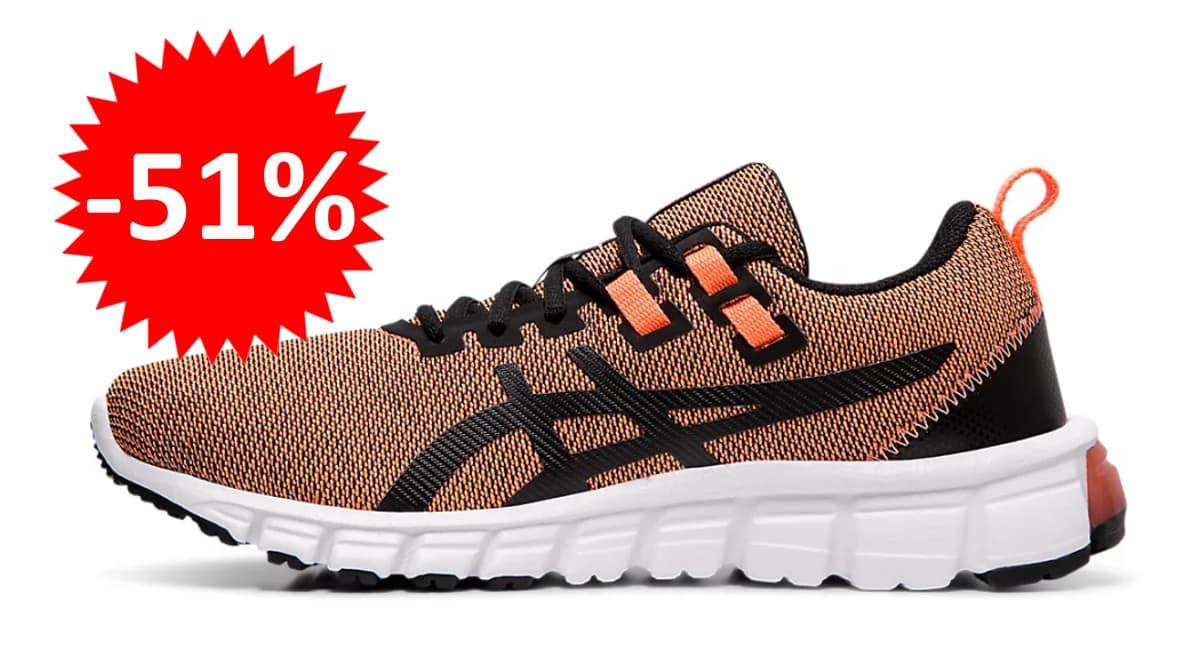Zapatillas de running para mujer Asics Gel-Quantum 90 baratas. Ofertas en zapatillas de running, zapatillas de running baratas, chollo