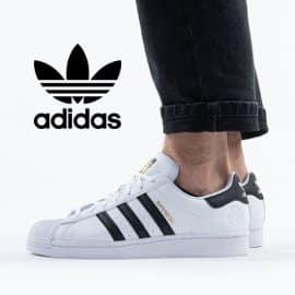 Zapatillas unisex Adidas Superstar Vegan baratas, calzado de marca barato, ofertas en zapatillas
