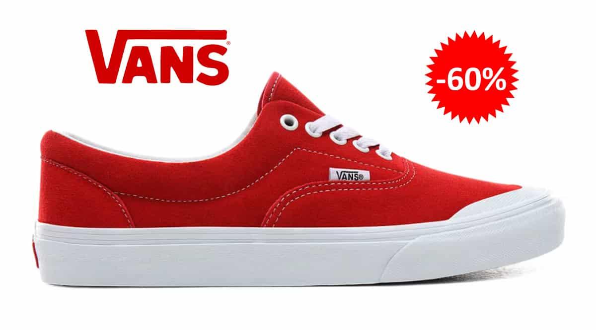 Zapatillas unisex Vans Era TC baratas, calzado de marca barato, ofertas en zapatillas chollo