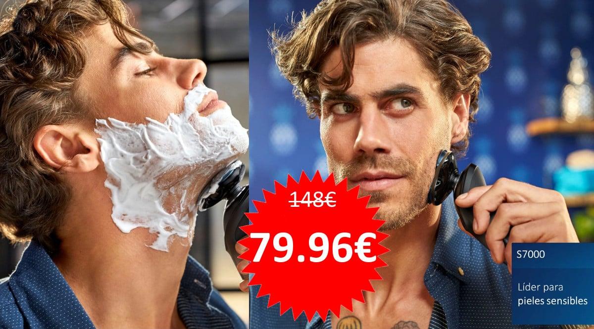 Afeitadora Philips S7930-16 barata. Ofertas en afeitadoras, afeitadoras baratas, chollo