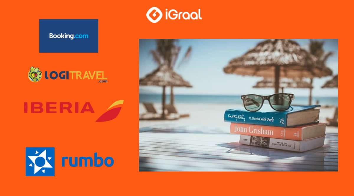 Ahorra en tus viajes con iGraal, hoteles baratos, ofertas en viajes, chollo