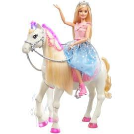 ¡Precio mínimo histórico! Barbie Princess Adventure y su caballo sólo 23.96 euros. 60% de descuento.
