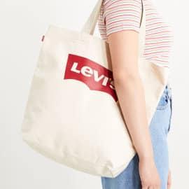 Bolsa Tote bag Levi's Batwing barata, bolsos de marca baratos, ofertas en complementos
