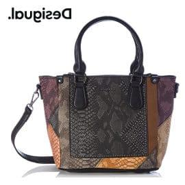 Bolso Desigual Phoenix Safi barato, bolsos de marca baratos, ofertas equipaje