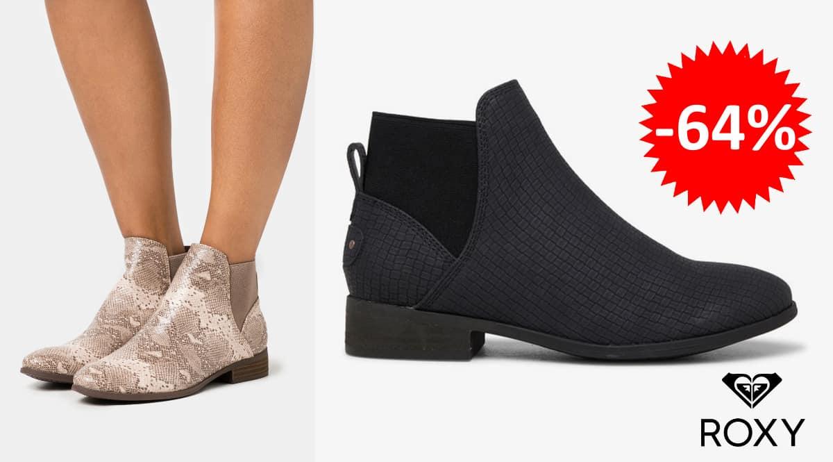 Botines Roxy Reinns baratos, botines de marca baratos, ofertas en calzado, chollo