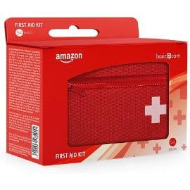 Botiquín de primeros auxilios con 54 piezas Amazon Basics barato, botiquines de marca baratos, ofertas salud y cuidado personal