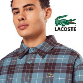 Camisa Lacoste Live barata, ropa de marca barata, ofertas en camisas