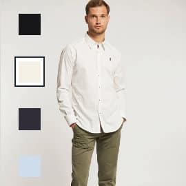 Camisa Polo Club Rigby Slim barata, camisas de marca baratas, ofertas en ropa