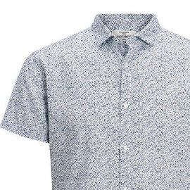 Camisa estampada Jack & Jones barata, ropa de marca barata, ofertas en camisas