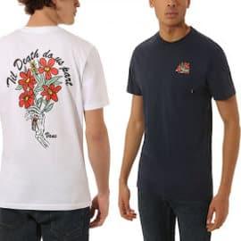 Camiseta Vans Death Pocket barata, ropa de marca barata, ofertas en camisetas