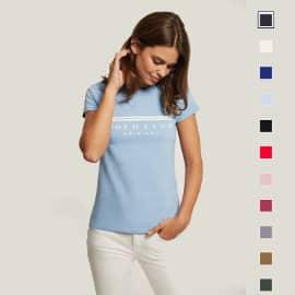 Camiseta mujer Polo Club Title barata, camisetas de marca baratas, ofertas en ropa