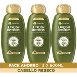 Champú Garnier Original Remedies Oliva Mítica barato. Ofertas en supermercado