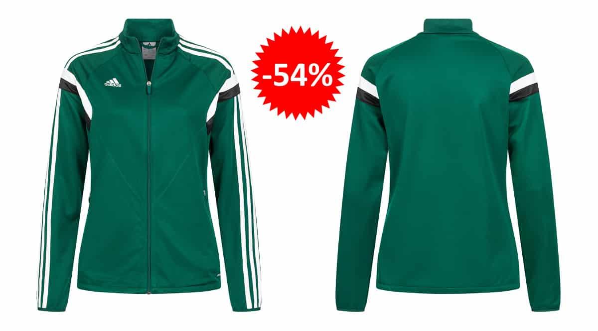 Chaqueta Adidas Track Top barata, ropa de marca barata, ofertas en chaquetas chollo