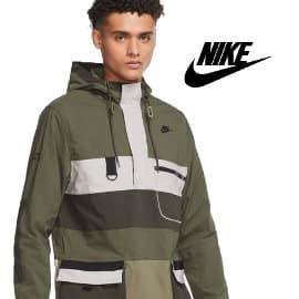Chaqueta Nike Hype Hike barata, ropa de marca barata, ofertas en chaquetas