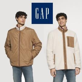 Chaqueta reversible GAP barata, ropa de marca barata, ofertas en chaquetas