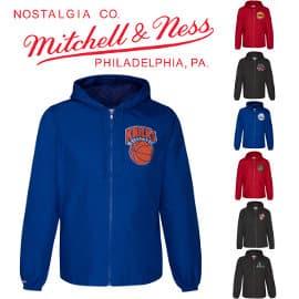 Chaquetas cortavientos de la NBA Mitchel & Ness barata, ropa de marca barata, ofertas en ropa deportiva