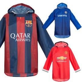 Chubasquero del Barcelona, Chelsea o Manchester United barato, ropa de marca barata, ofertas en material deportivo