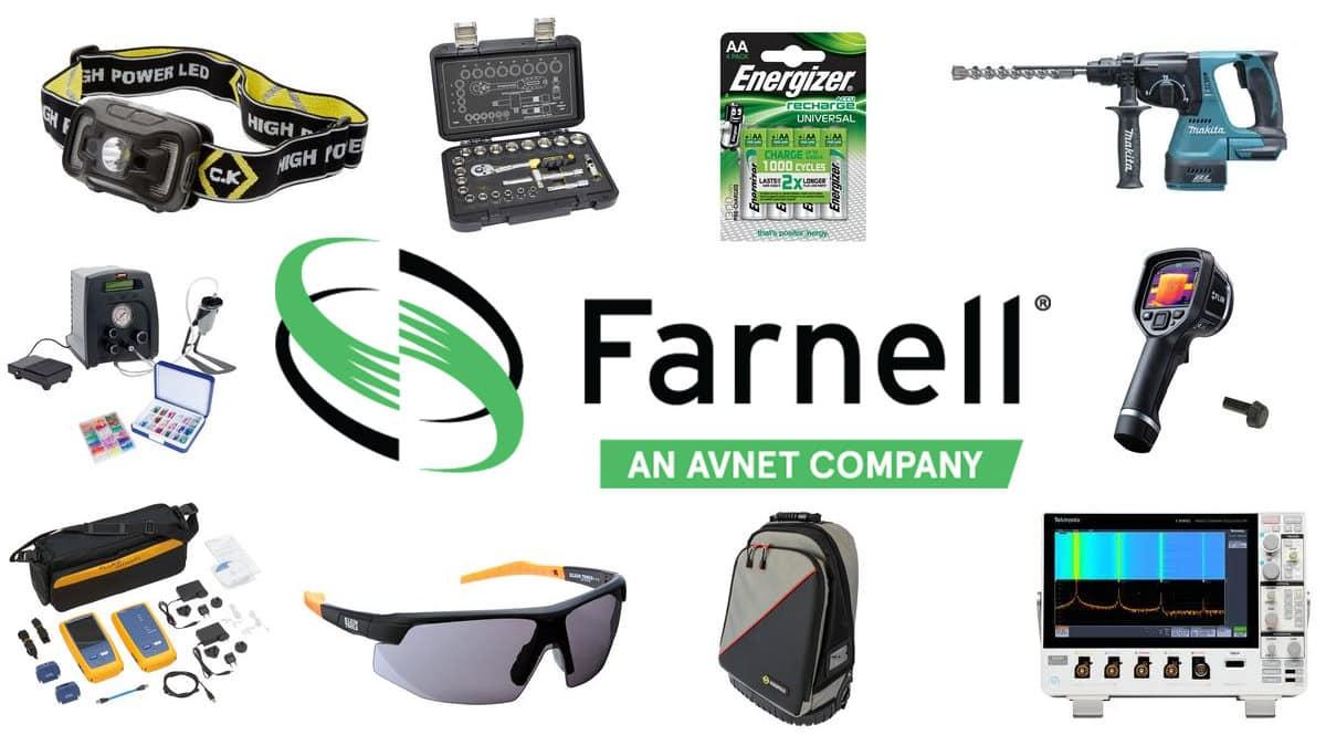 Código descuento exclusivo Farnell Electronica, electrónica barata, ofertas en electrónica, chollo