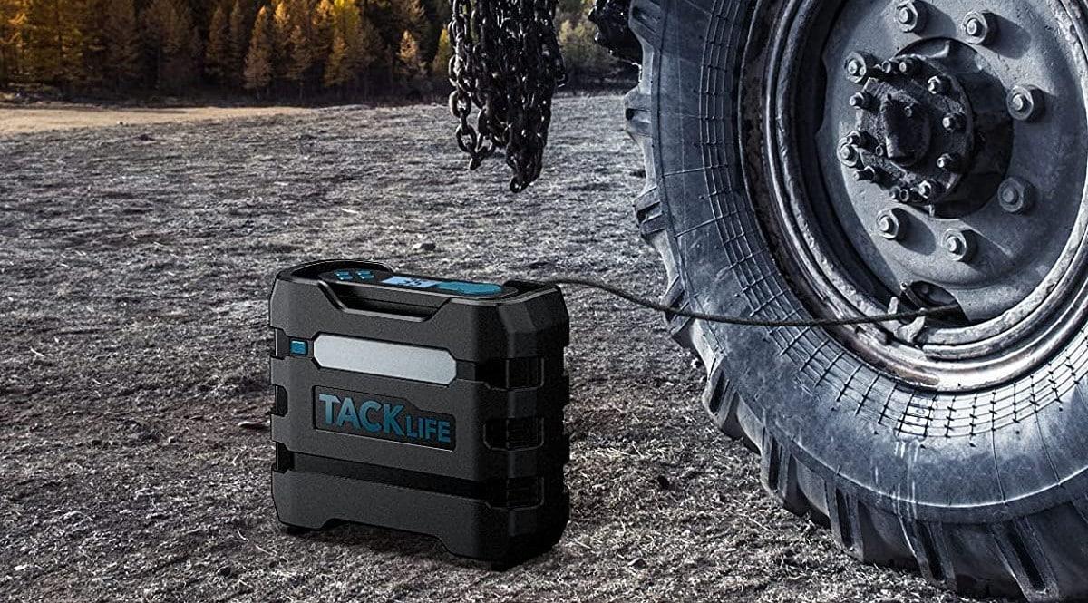 Compresor de aire Tacklife ACP1B barato. Ofertas en compresores de aire, compresores de aire, chollo