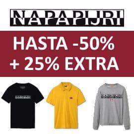 Descuento EXTRA Napapirji abril barato, ropa de marca barata, ofertas en ropa