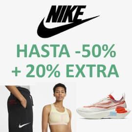 Descuento extra Nike abril barato, ropa de marca barata, ofertas en calzado
