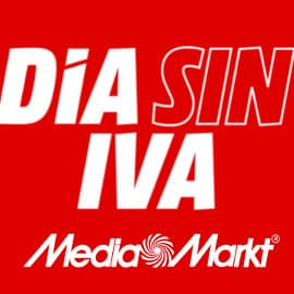 ¡Día sin IVA en MediaMarkt! Los mejores chollos: televisores, electrodomésticos, ordenadores…