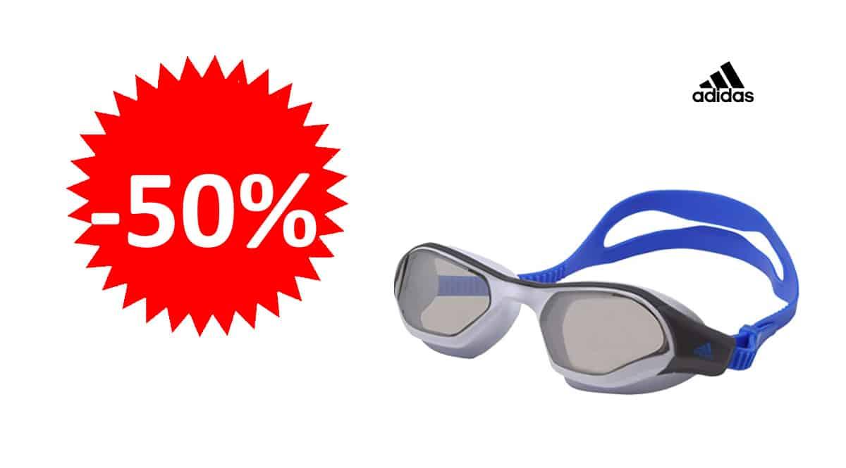 Gafas de natación adidas Persistar 180 M baratas, gafas de marca baratas, ofertas material deportivo, chollo