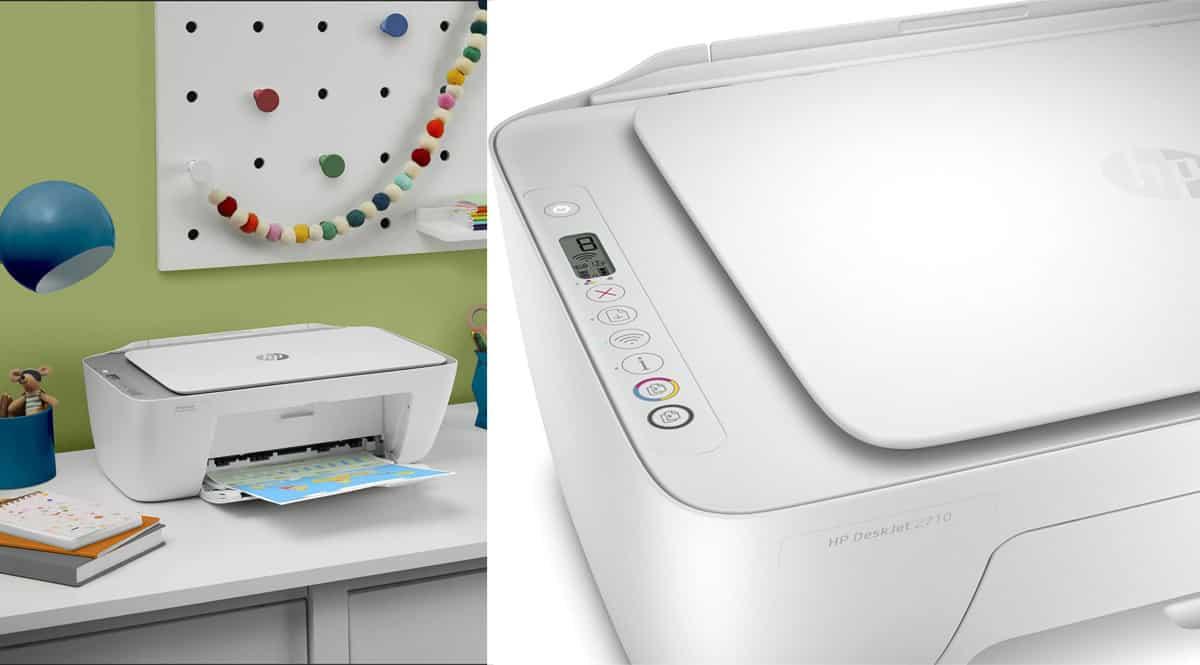 Impresora multifunción HP DeskJet 2710 barata. Ofertas en impresoras, impresoras baratas, chollo